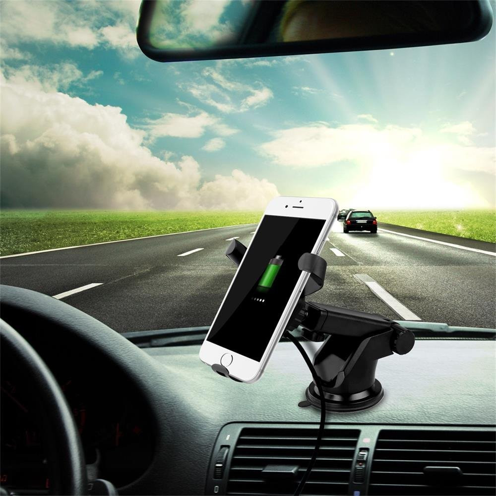 Wireless Car Charger for Qi-devices