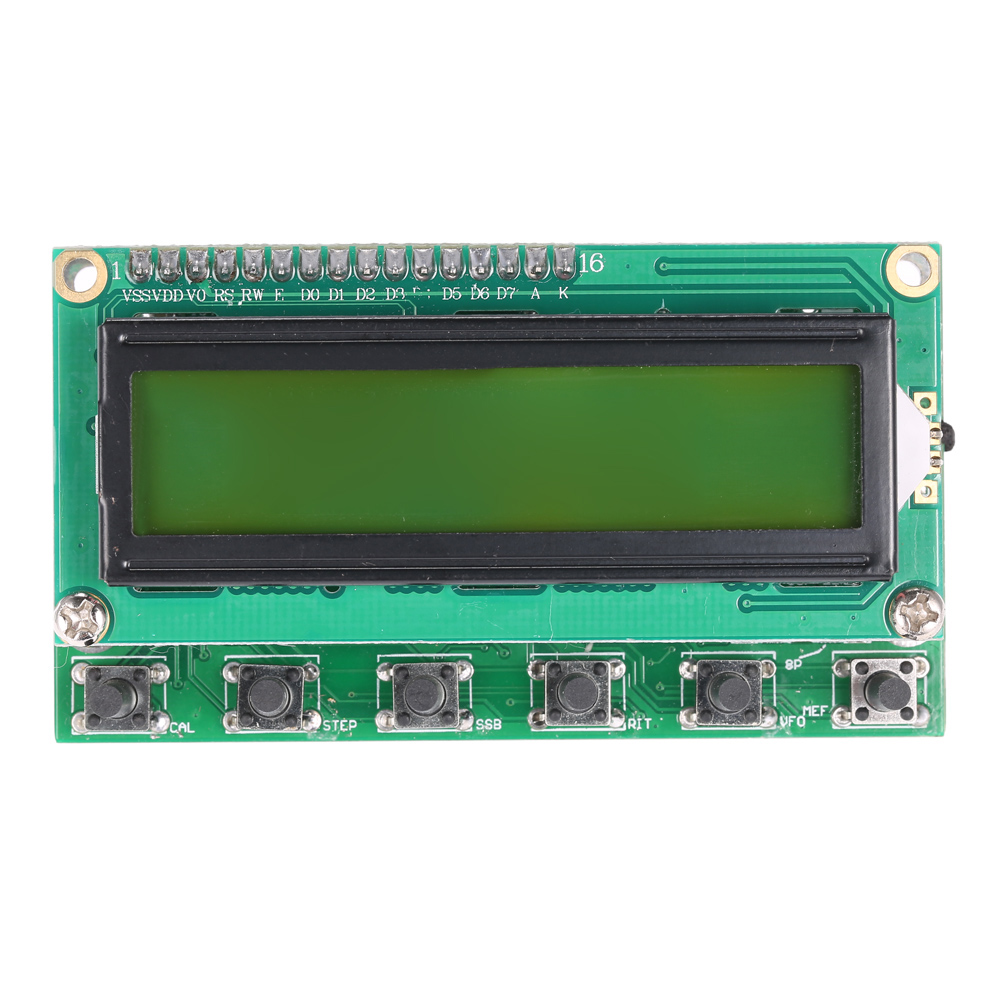 0-55MHz LCD Dds Function Signal Generator Diy Kit Based on AD9850 Frequency  Generator