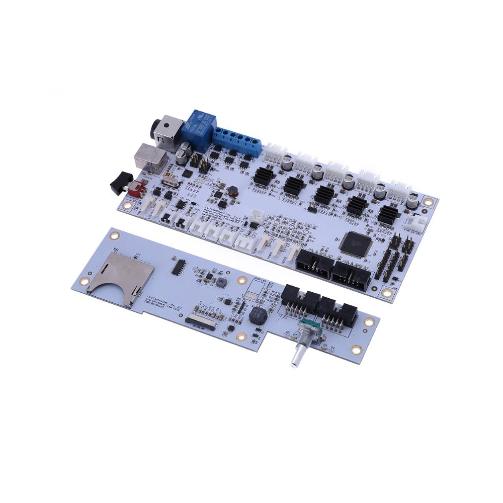 Ultimaker V214 Mainboard With Oled Screen Kit Um2 Smart Controller Audio Digital Thermometer Pic16f84 Circuit Board Mother