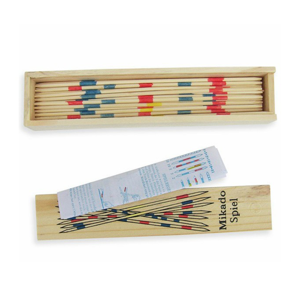 Practice Counting Wooden Game Stick Toys