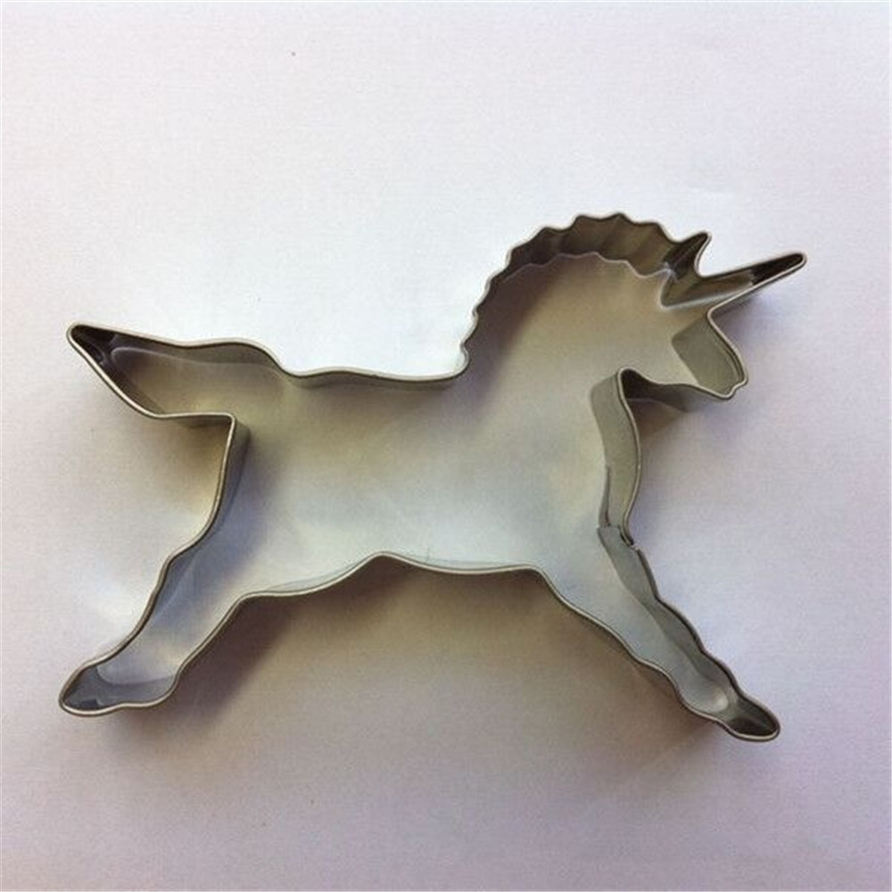 Stainless steel biscuit mold- Silver