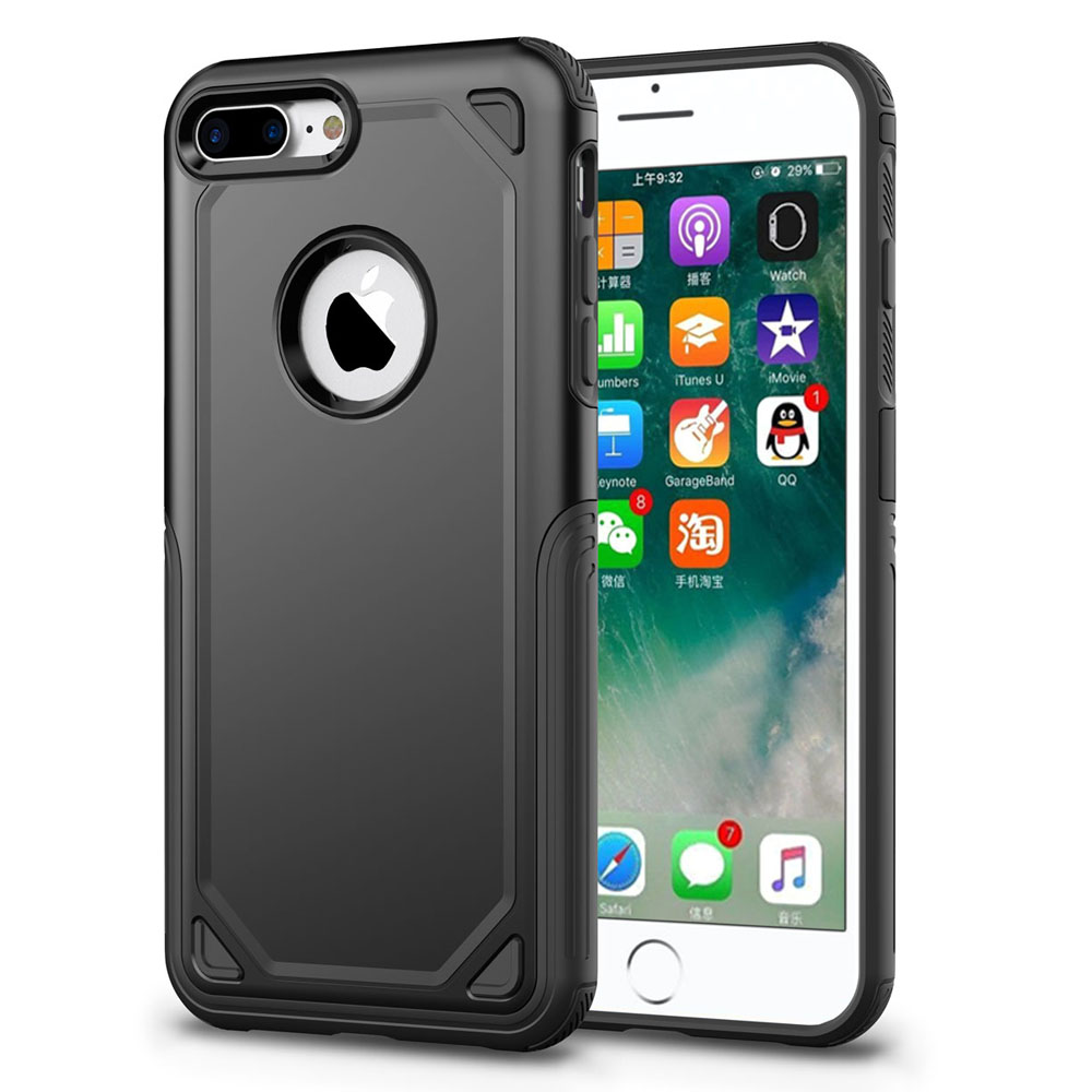 Impact Hybrid Armor for iPhone 7 Plus / 8 Plus Hard Protect Cover Strong