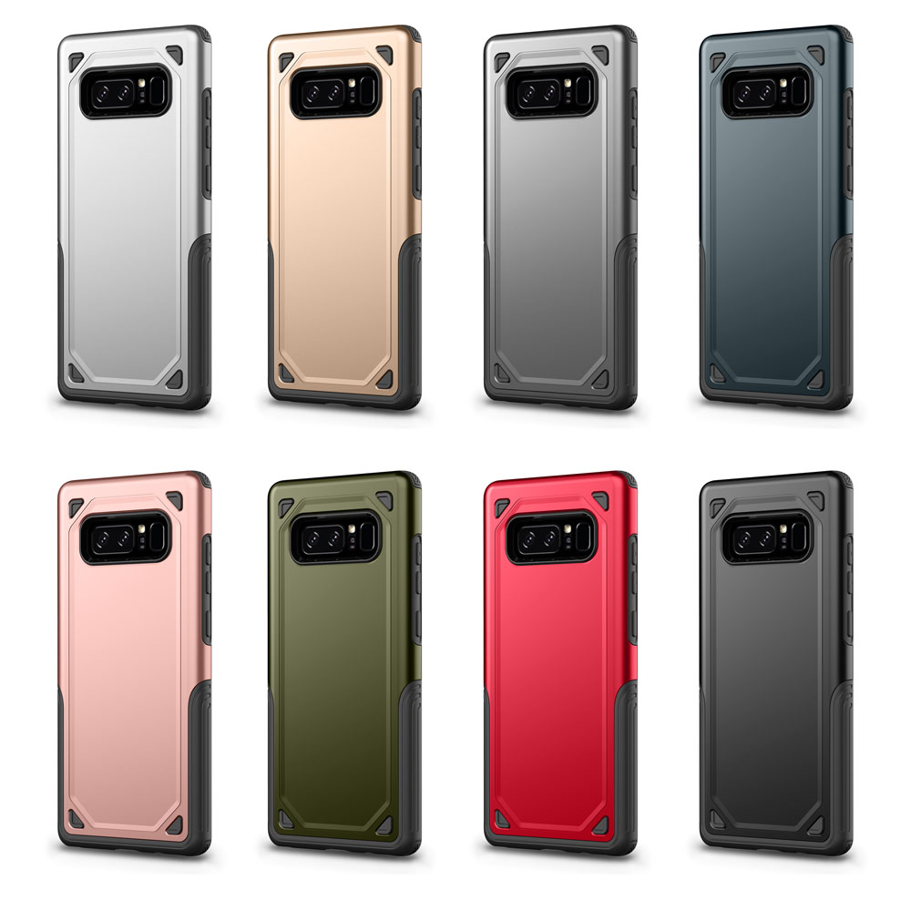 Impact Hybrid Armor For Samsung Galaxy Note 8 Hard Protect Cover Circuit Board 2 N7100 Best Durable Case Cell Phones Package Contents 1 X Phone