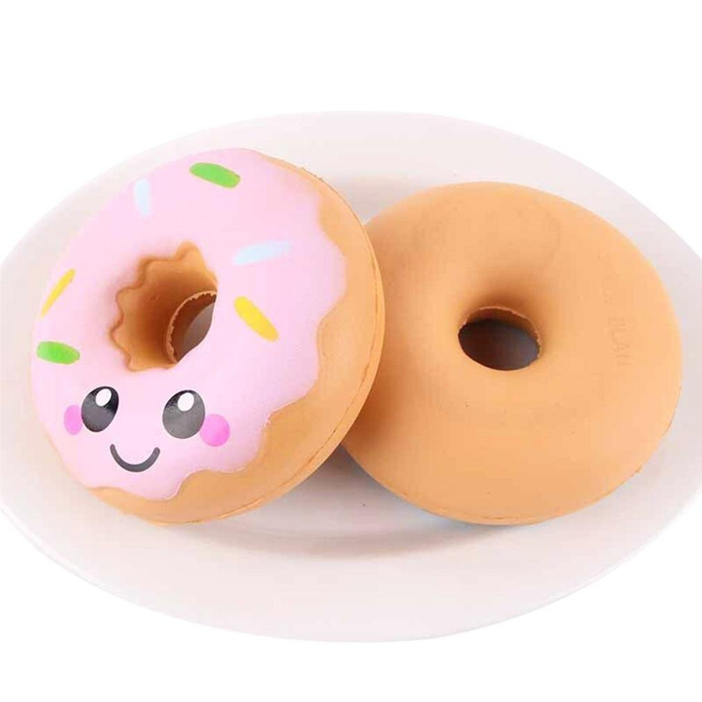 Squishy Questions : Jumbo Squishy Colorful Donuts Soft Squishy Slow Rising Squeeze Kids Toy Gift -  USD6.23 Online ...