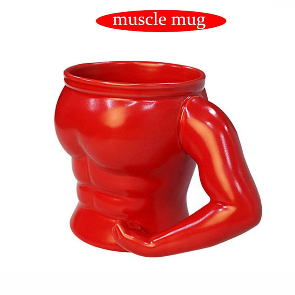 Muscle Pectoral Cup