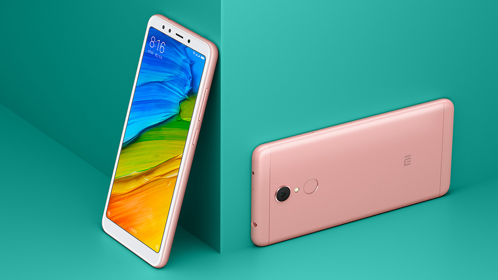 coupon Xiaomi Redmi 5