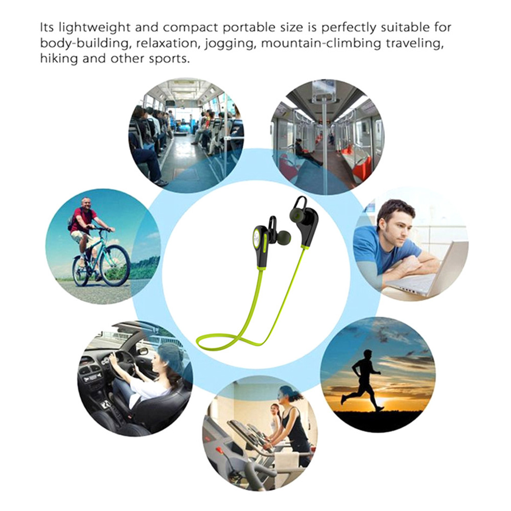 Sports Noodle Style Bluetooth Headset 4.1