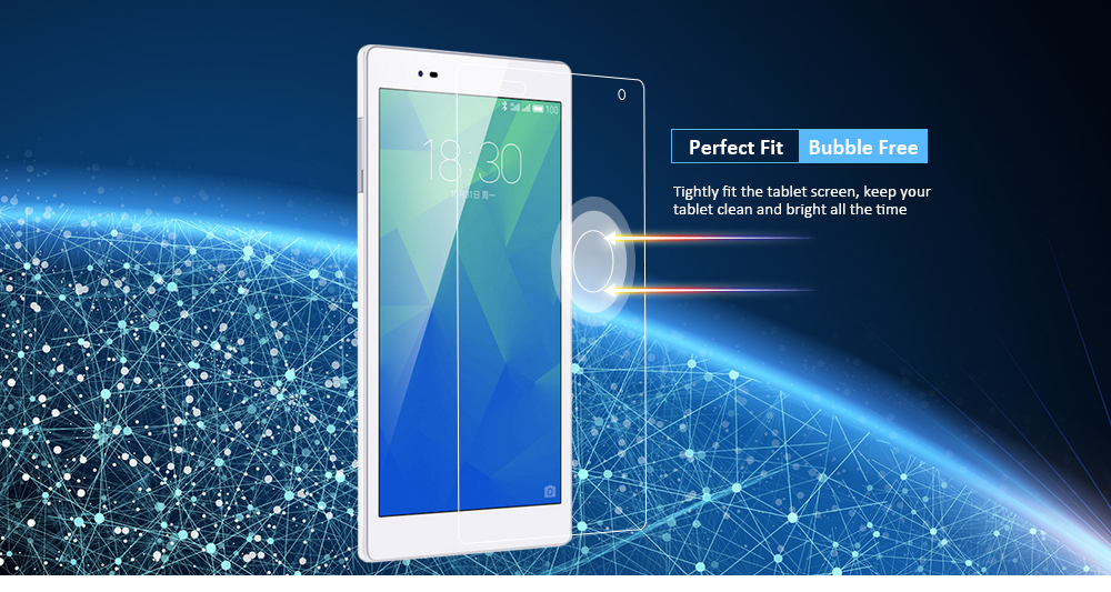 HD Clear Screen Protector Film for Lenovo P8