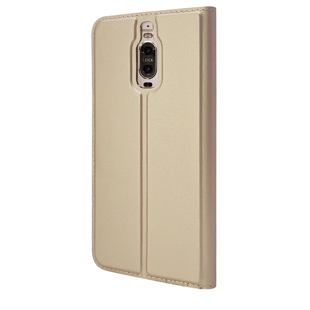 Leather Flip Case for Huawei Mate 9 Pro Wallet Funda Book Cover