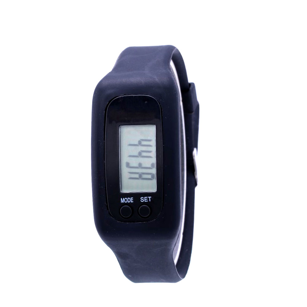 Trendy Sports Silicone Band Watch