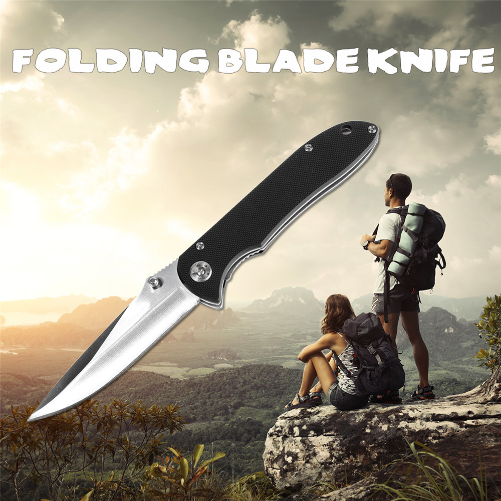 902 Folding Knife Camping Tool Multi-Function Cutter