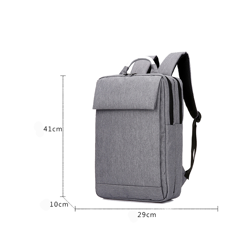1Pc Casual Business backpack Oxford Cloth Computer Bag