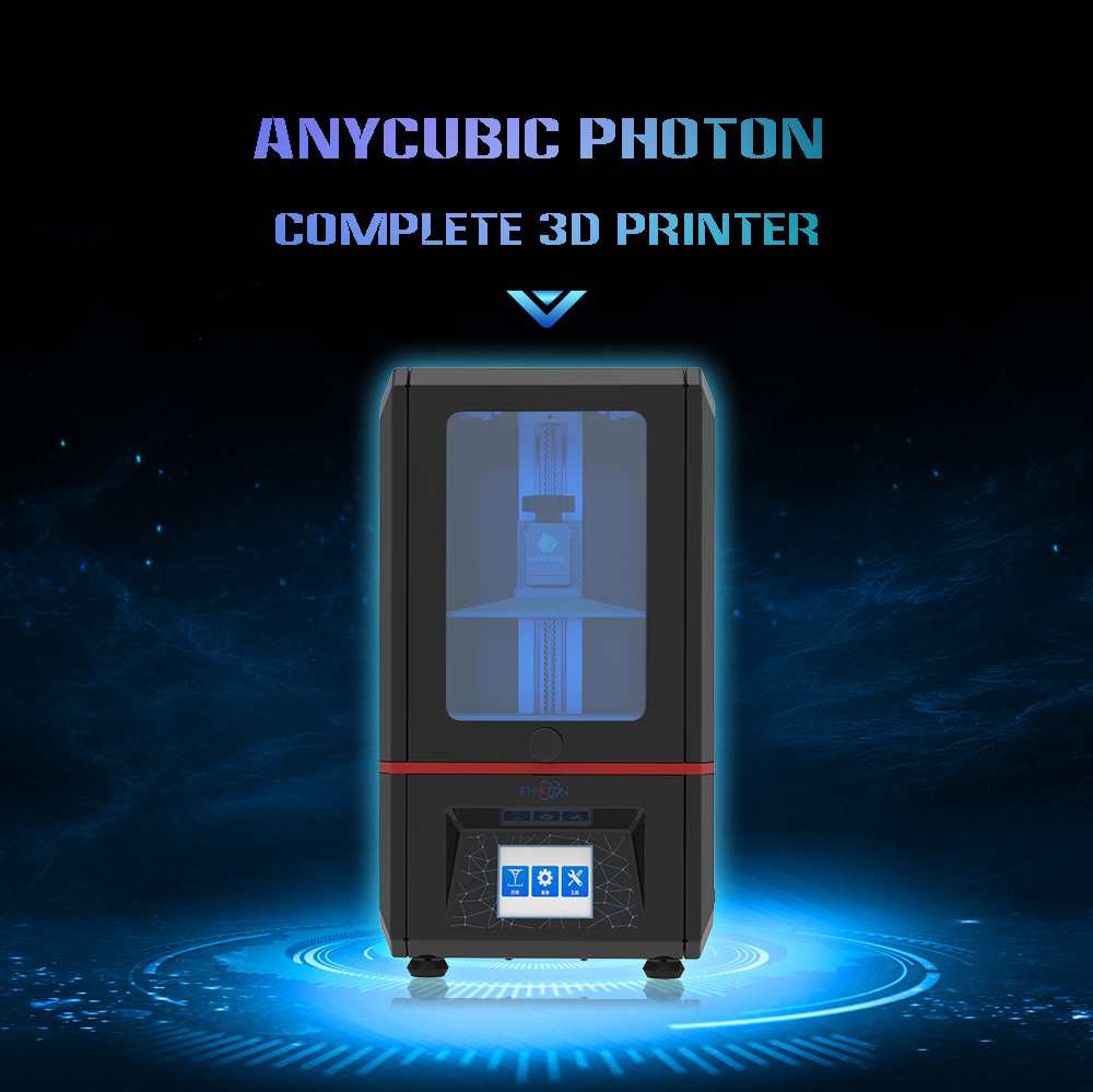 Anycubic PHOTON Complete 3D Printer