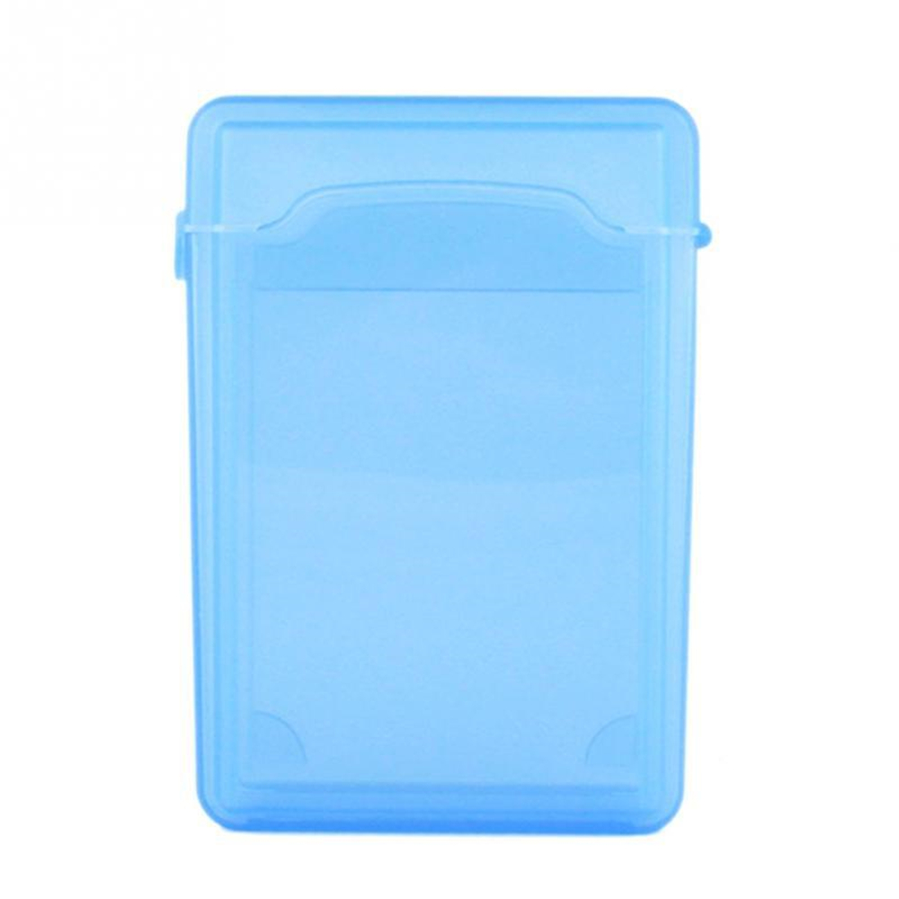 Plastic SATA HDD IDE Hard drive Storage Enclosure Box Case 3.5 inch