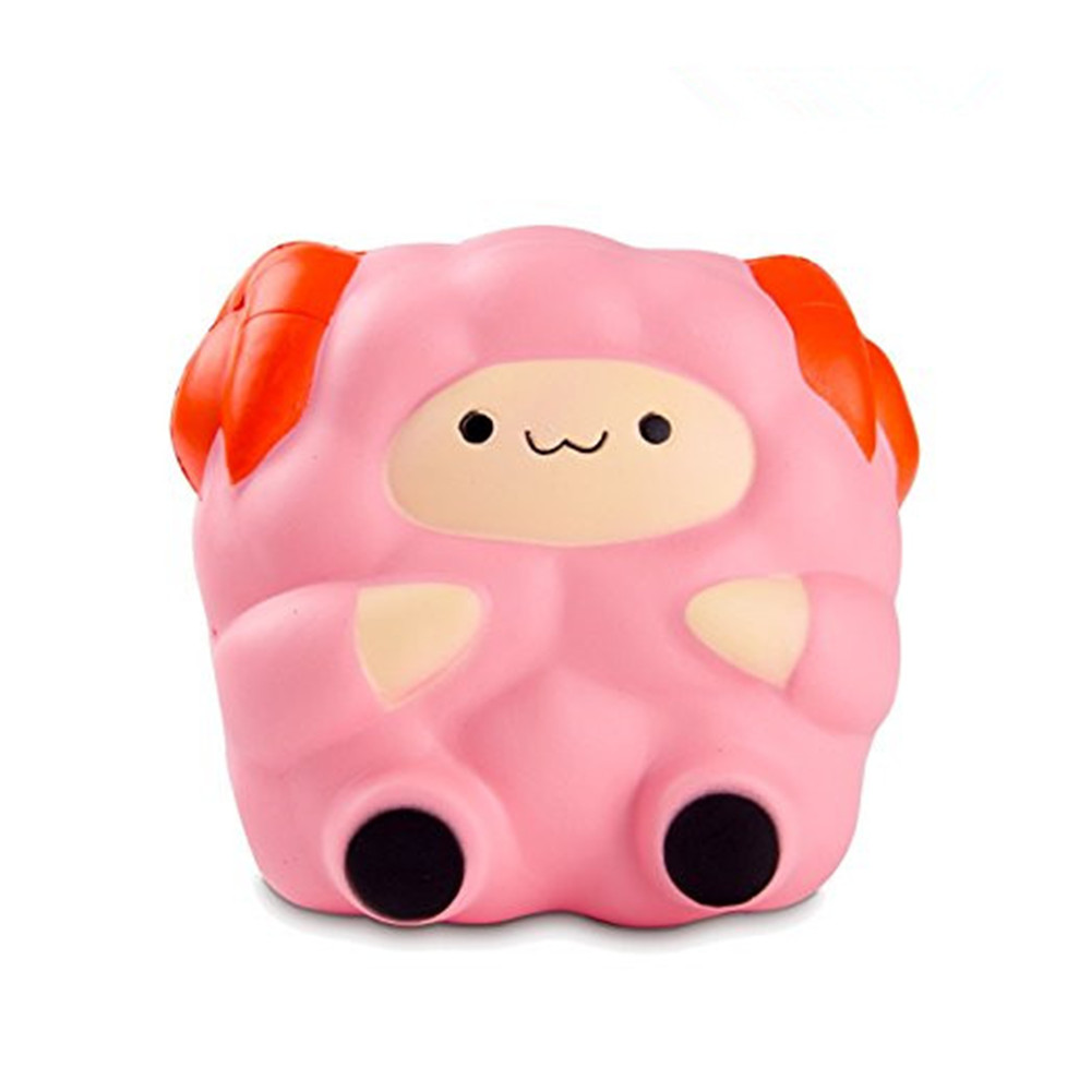 Jumbo Squishy Jumbo Sheep 12cm Slow Rising With Packaging Collection