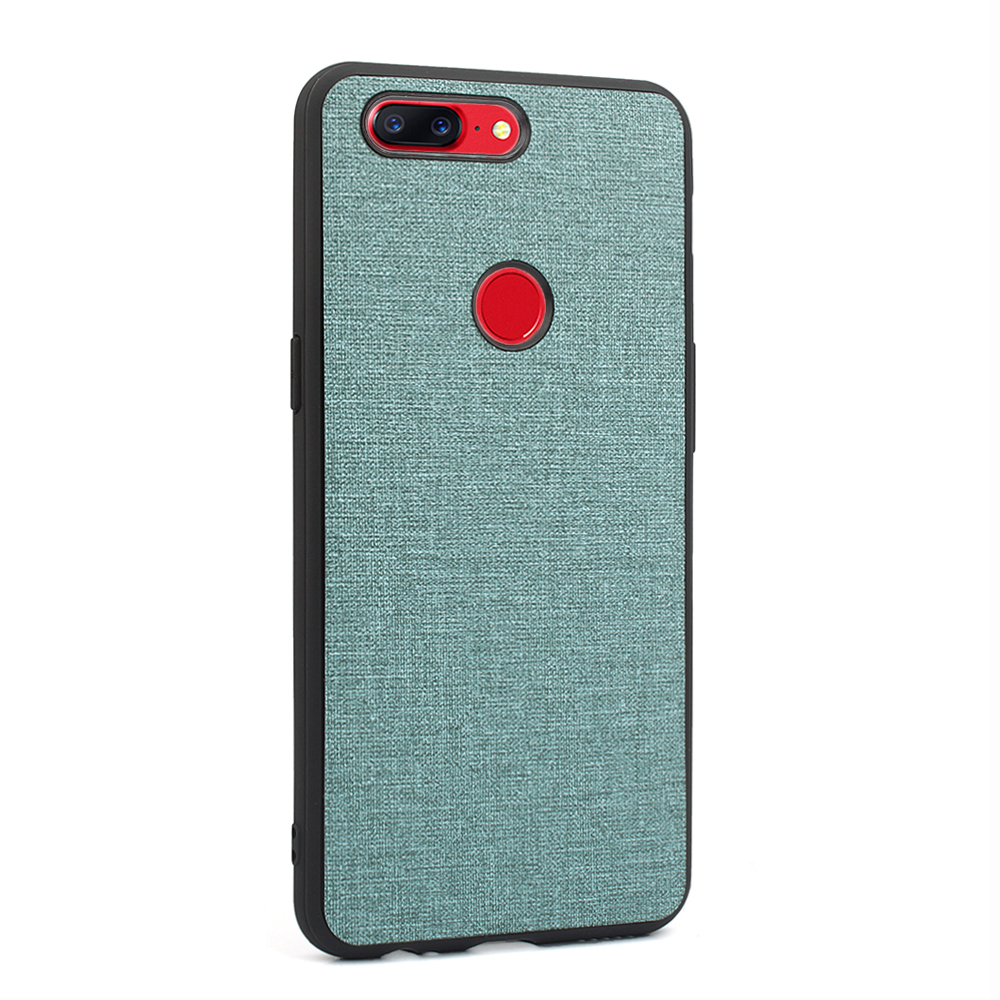 Luxury Back Matte Soft Silicon Phone Case for OnePlus 5T Case Phone Coque