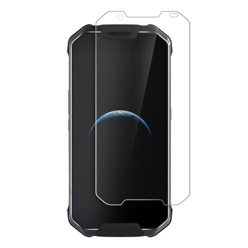 2.5D 9H Tempered Glass Screen Protector Film for AGM X2 / X2 SE- Transparent