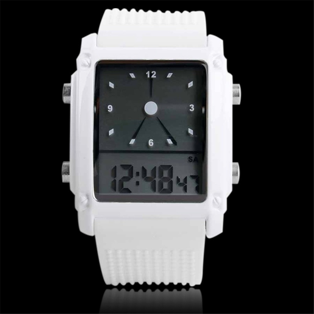 Colorful Luminous Sports Electronic Watch