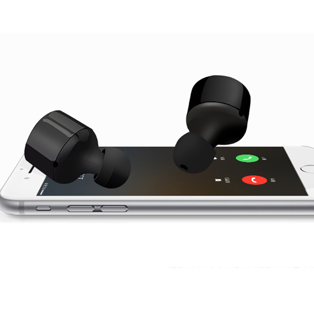 TWS Wireless Bluetooth Earphones Mini Stereo Stereo with Both Ears