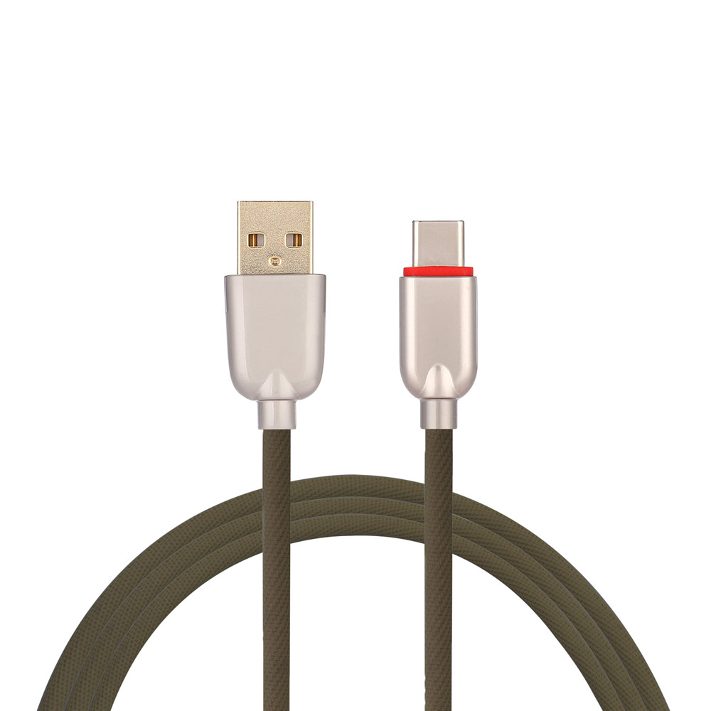 Strong USB Type-C 3.1 USB-C Data Sync Charger Cable For Samsung Galaxy S8 S9 Lot