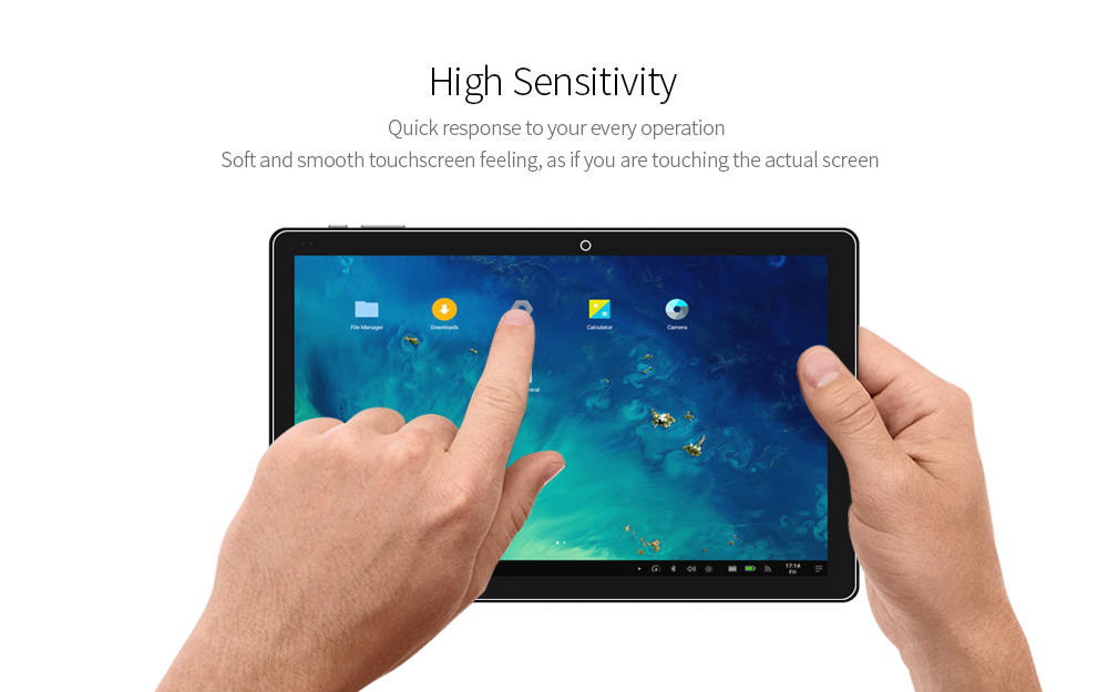 Ultra-thin Tempered Glass Protective Film for Chuwi Hi10 Pro / Hibook Pro