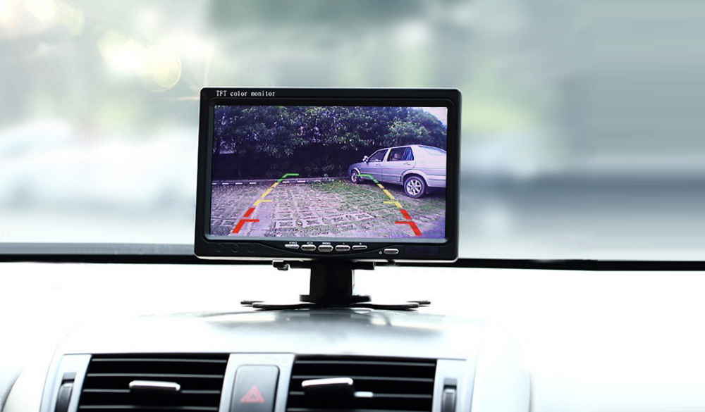 170 Degree Viewing Angle Universal Car License Plate Frame Mount Rear View Camera Waterproof High Sensitive IR LED
