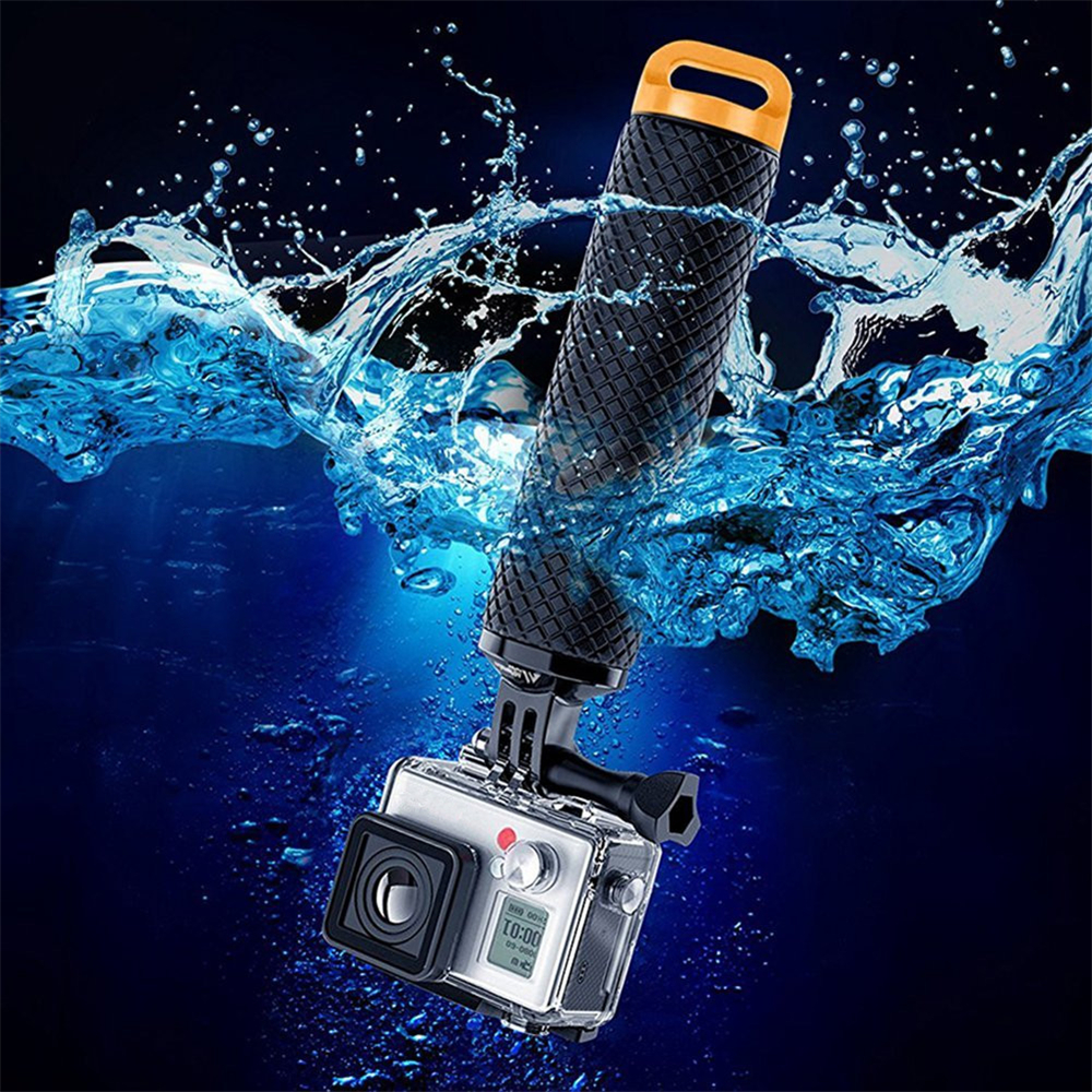 Handheld Selfie Stick Waterproof Floaty Buoyancy Rods for Gopro 3 / 4 / Xiaoyi / SJ