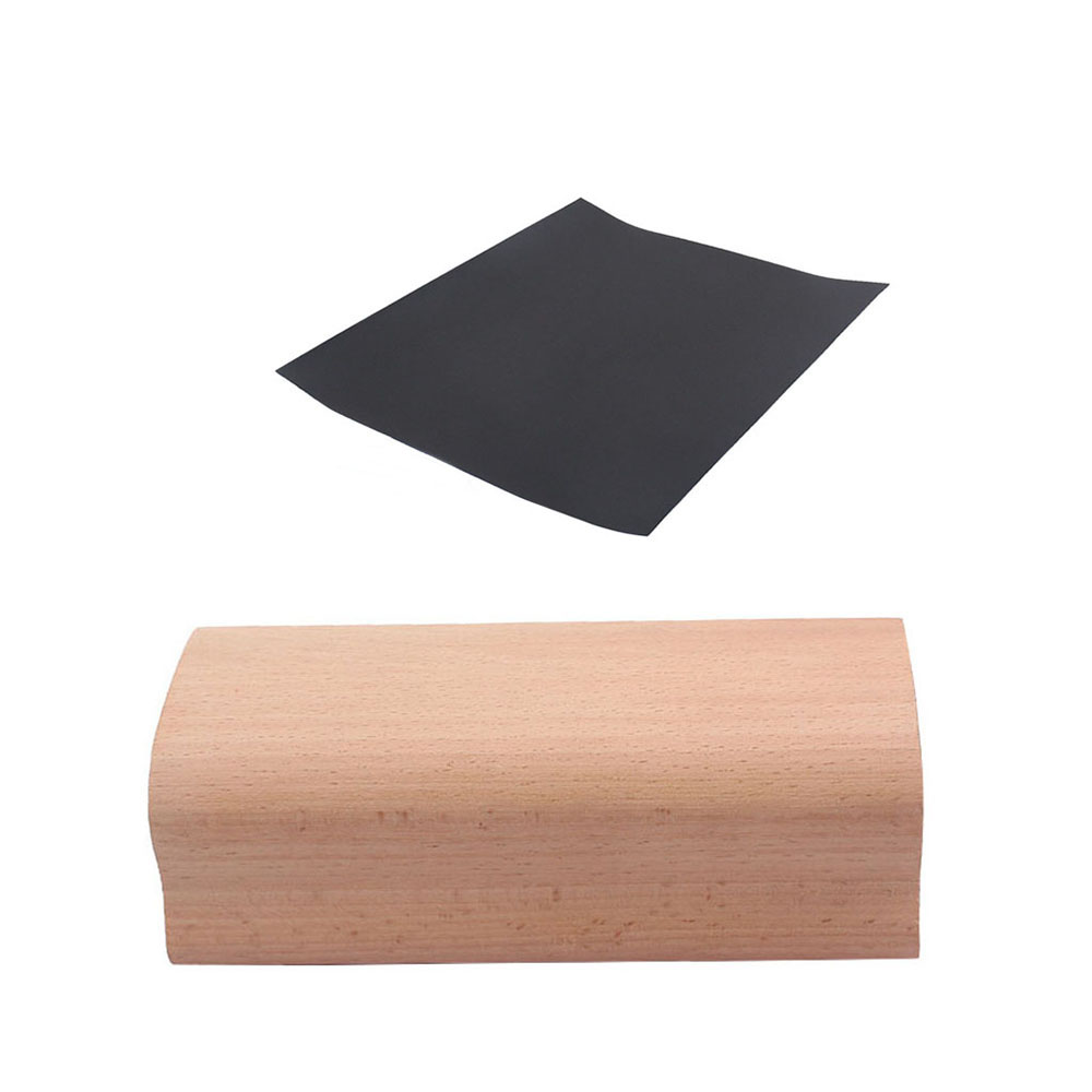 1Pc Radius Sanding Blocks For Guitar Bass Fret Leveling Fingerboard Luthier Tool Music Tool Portable Size