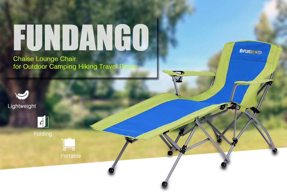 Marvelous Fundango Folding Portable Chaise Lounge Chair Unemploymentrelief Wooden Chair Designs For Living Room Unemploymentrelieforg