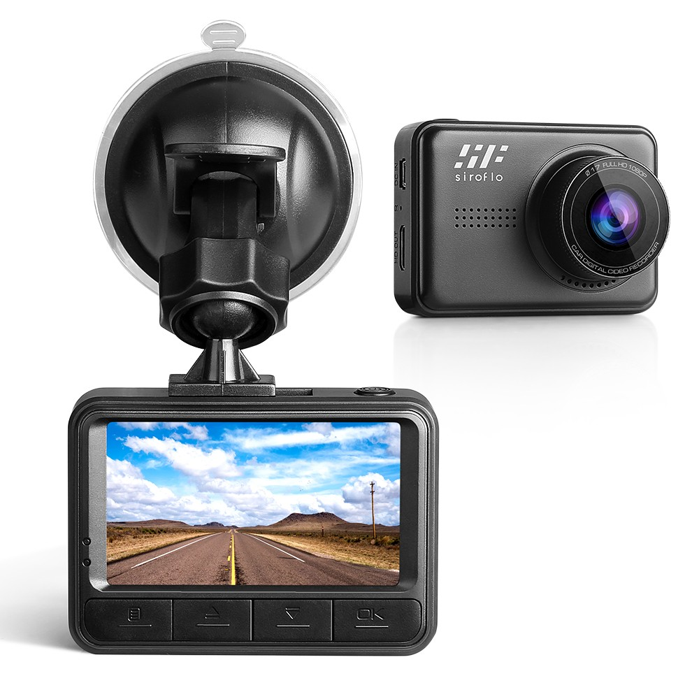 Car DVR Review of Key Features