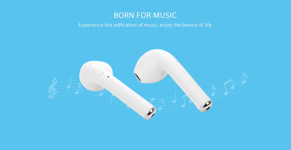 Oferta Auriculares Bluetooth Sin Cable Tipo Airpods Por 9