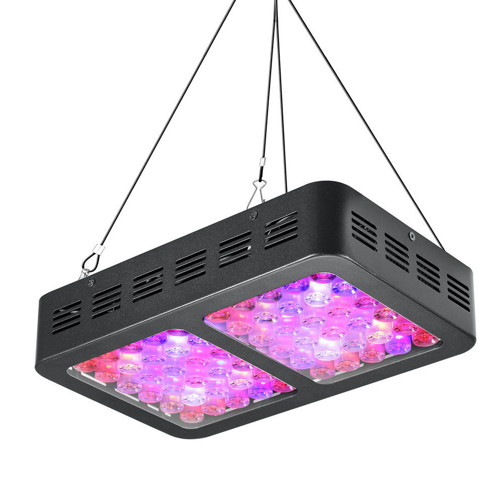 1x LED Grow Light UV Growing Lamp Indoor Plants Hydroponic Lamp Dimming New