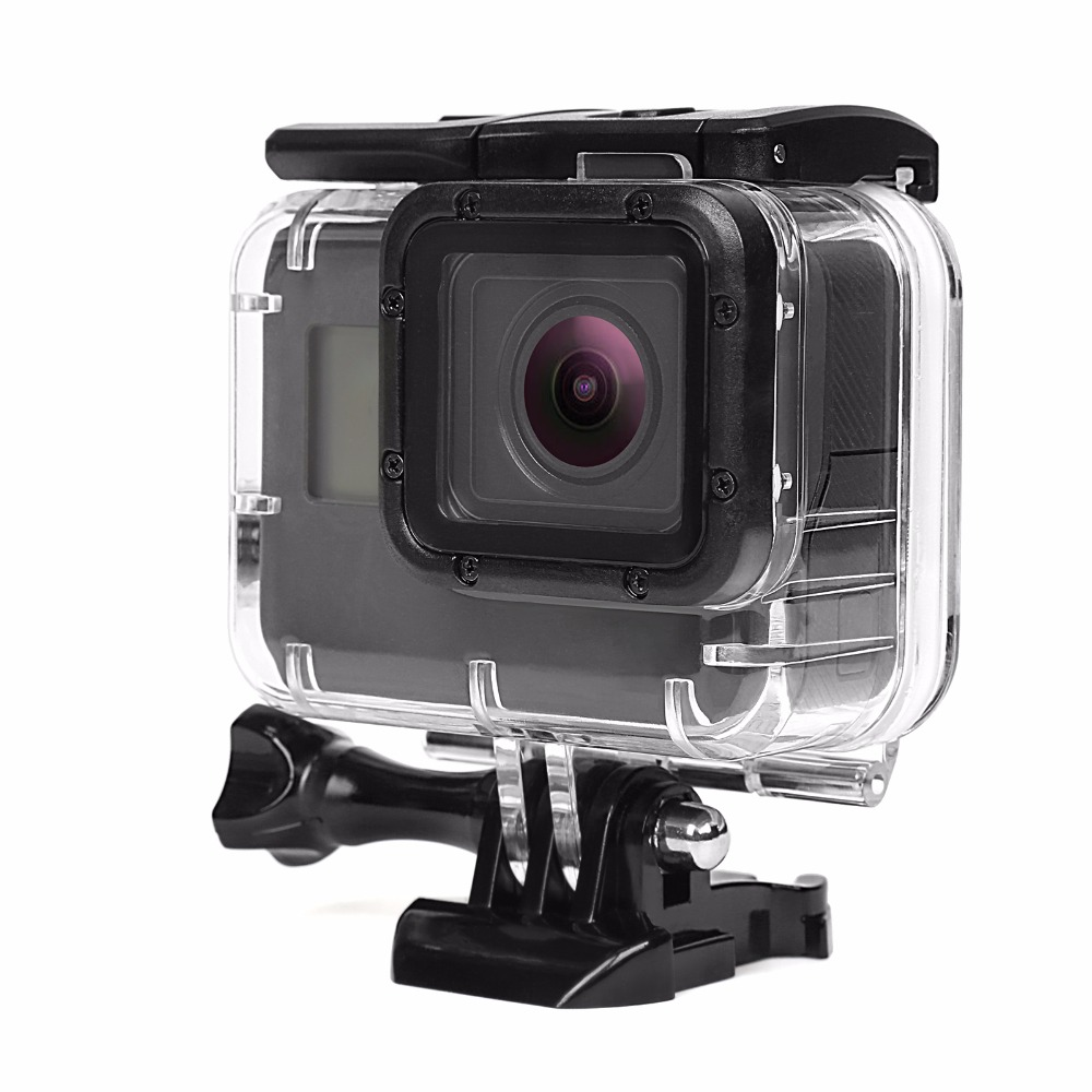 40M Diving Waterproof Case for GoPro Hero 6/5 Black Action Camera