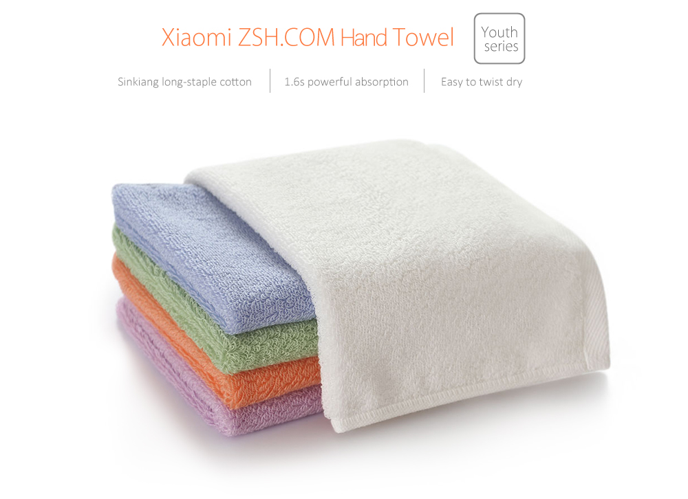 hand towel. Package Contents  1 X Hand Towel Xiaomi ZSH COM Antibacterial Youth Series 4 98 Free
