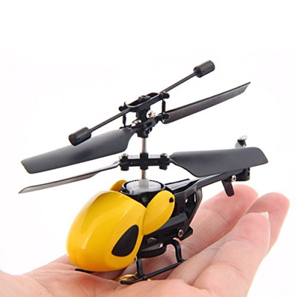 Hot Sale QS5013 2.5CH Mini Micro Remote Control RC Helicopter  Transmitter