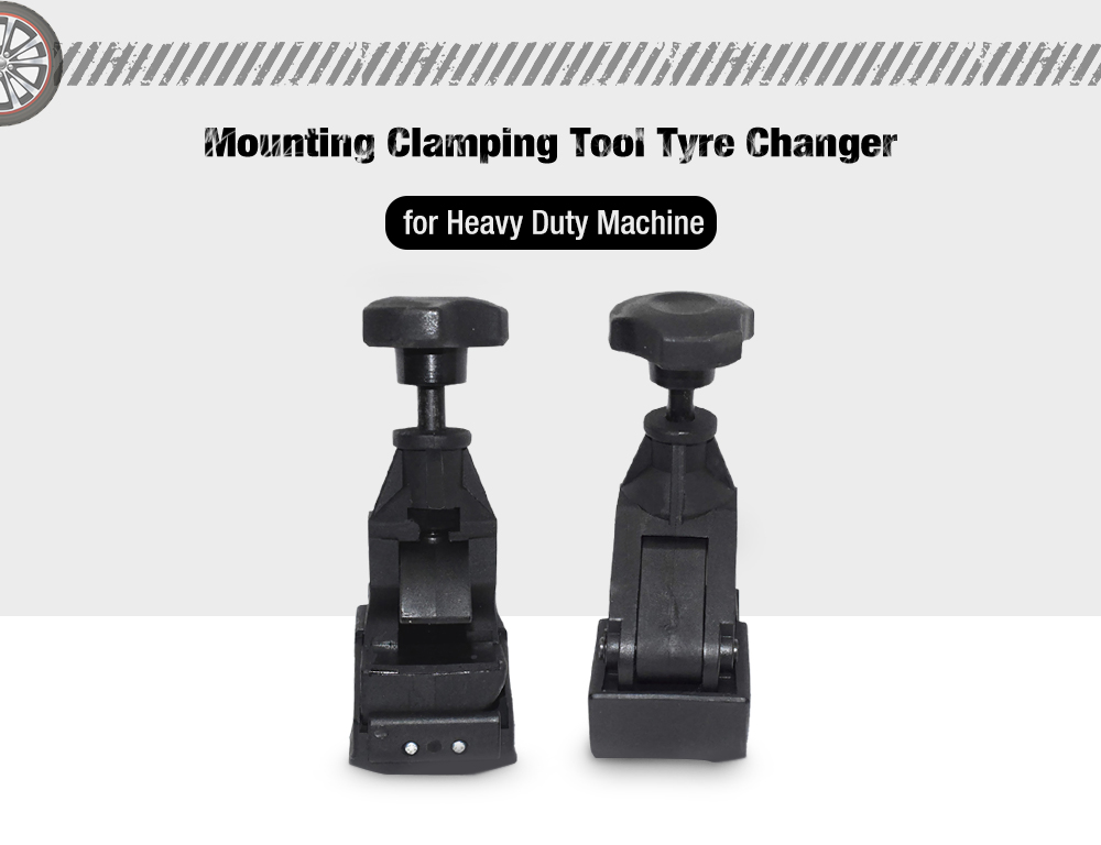 Labor-saving Rim Mounting Clamping Tool Tyre Changer for Heavy Duty Machine
