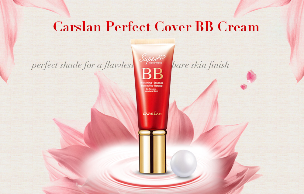 Carslan Perfect Cover BB Cream Foundation Makeup