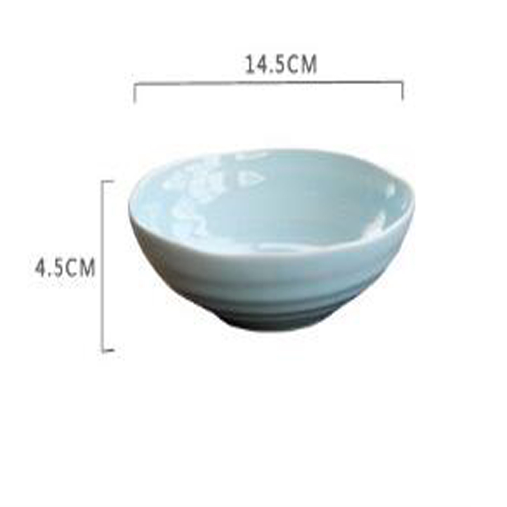 Baking Bowl Ceramic Bowls Fit for Micro Oval 300ml