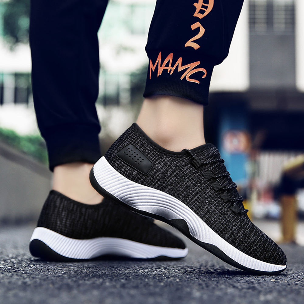 Light Breathable Men's Jogging Shoes