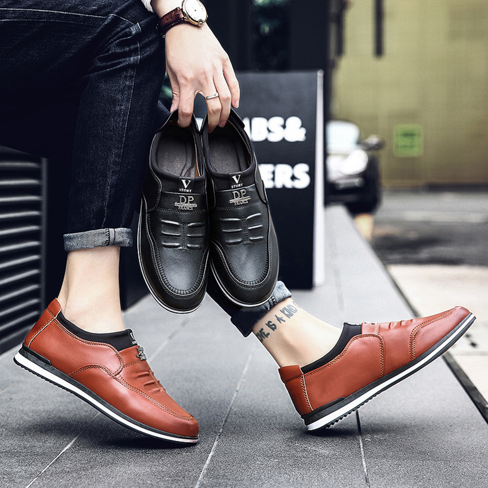 Casual Simple Style Shoes for Men