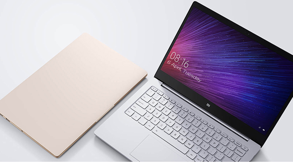 Xiaomi Mi Notebook Air 13.3 Windows 10 Chinese Version Intel Core i7-8550U Quad Core 2.5GHz 8GB RAM 256GB SSD Fingerprint Sensor Dual WiFi Type-C- Deep Gray 8GB+256GB+Intel Core i7-8550U