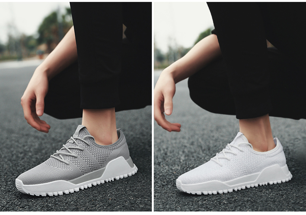 Mesh Breathable Casual Sneakers