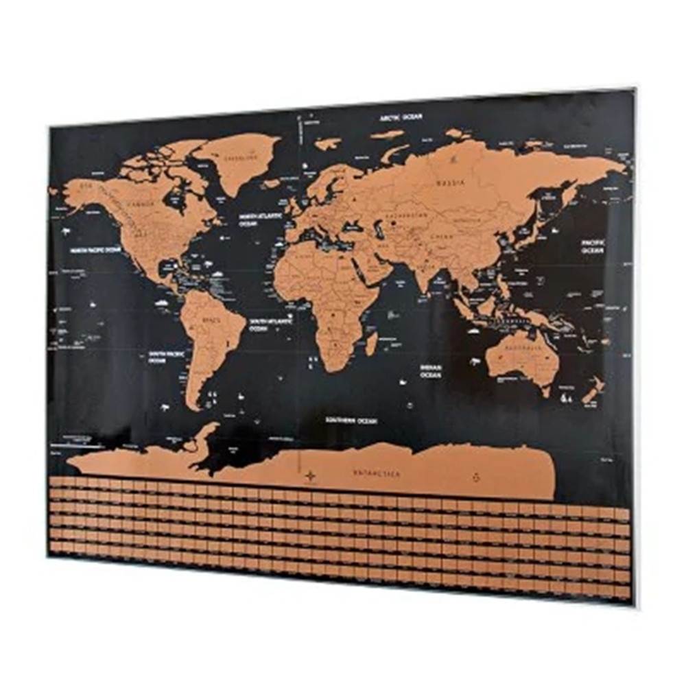 Scratch off world map with us states and country flags 1099 free scratch off world map with us states and country flags colormix gumiabroncs Images