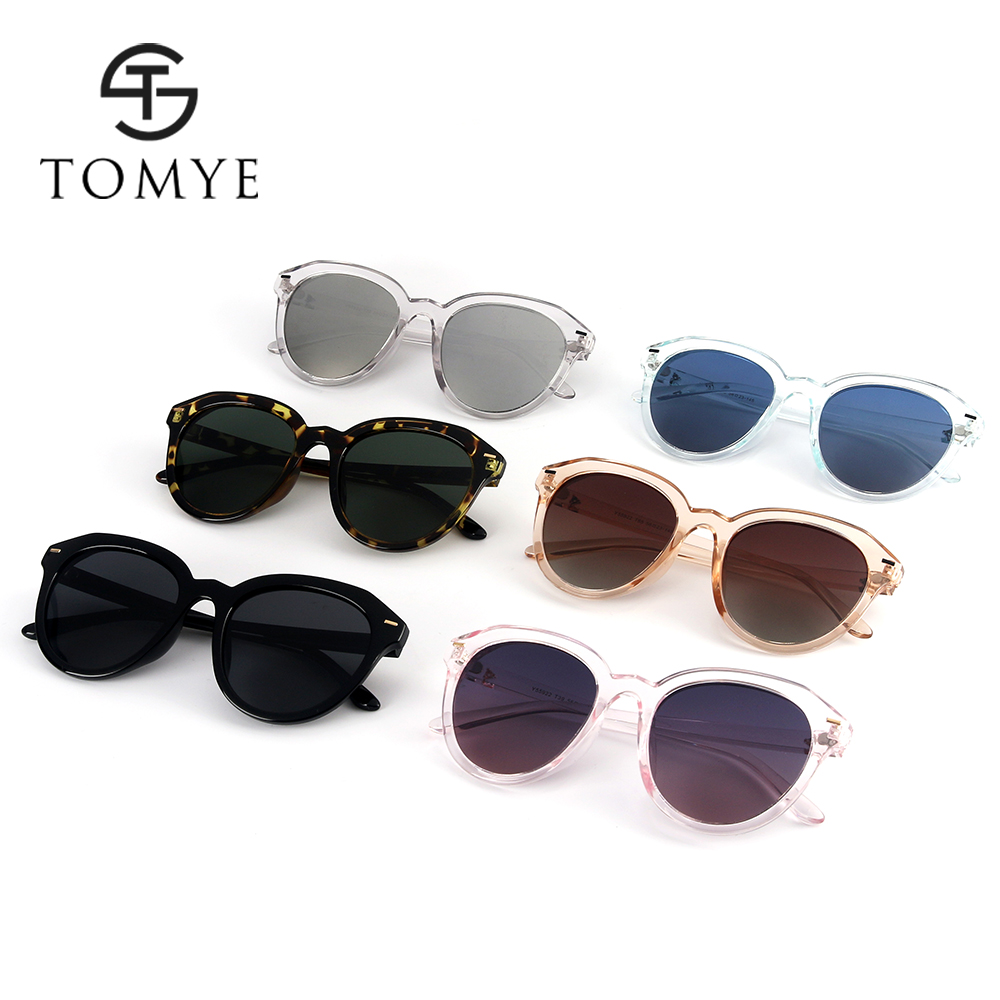 TOMYE 55922 Women's Cat Eye Polarized Sunglasses
