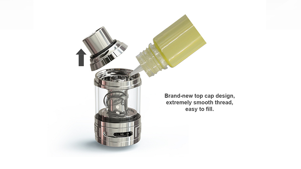 Authentique TFV16  INOX