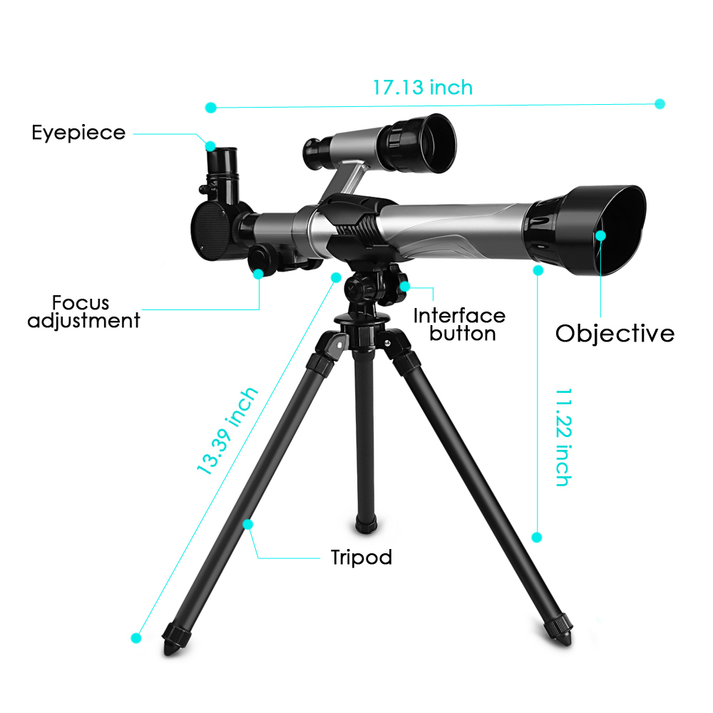 Science and Education Children High Definition Telescope
