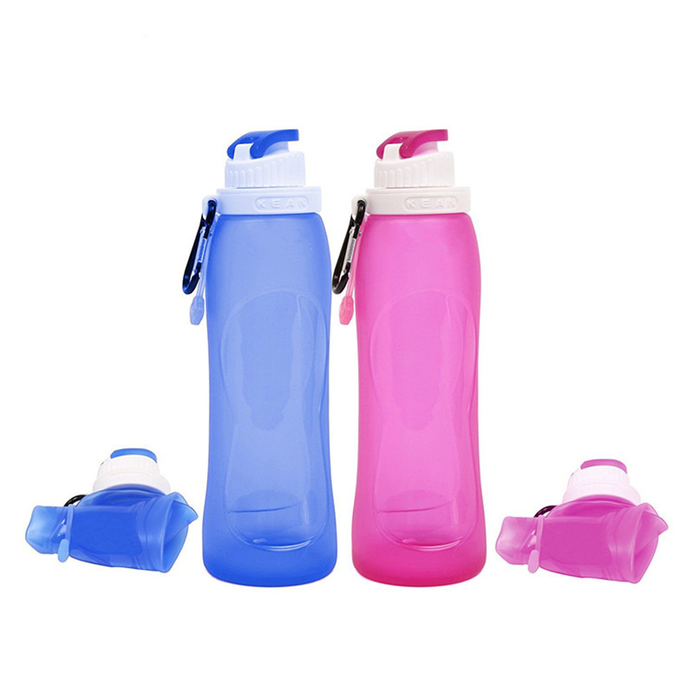 Outdoor Travel Convenient Folding Sport Bottle