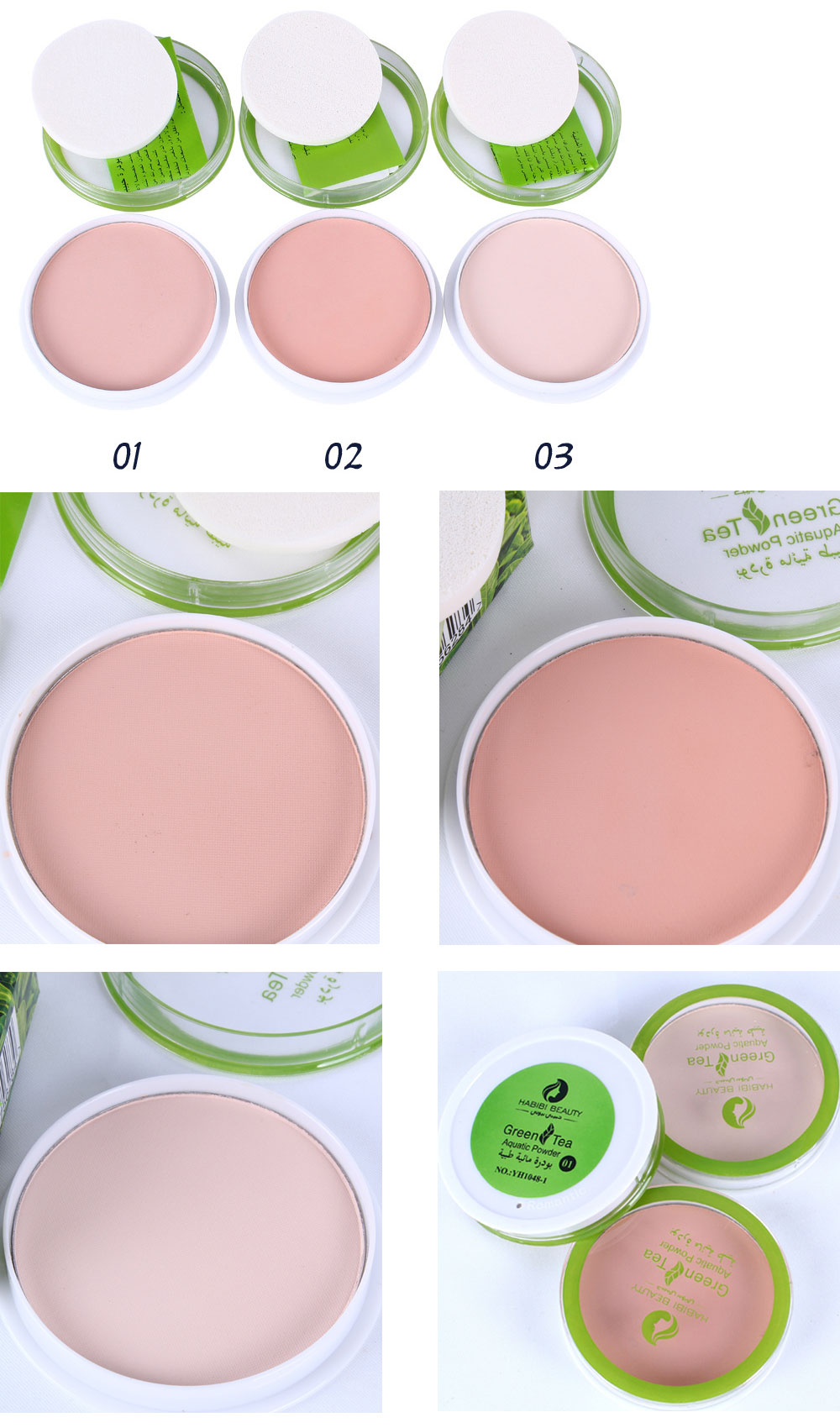 New Good Effect Powder for Cover the Spot on the Face