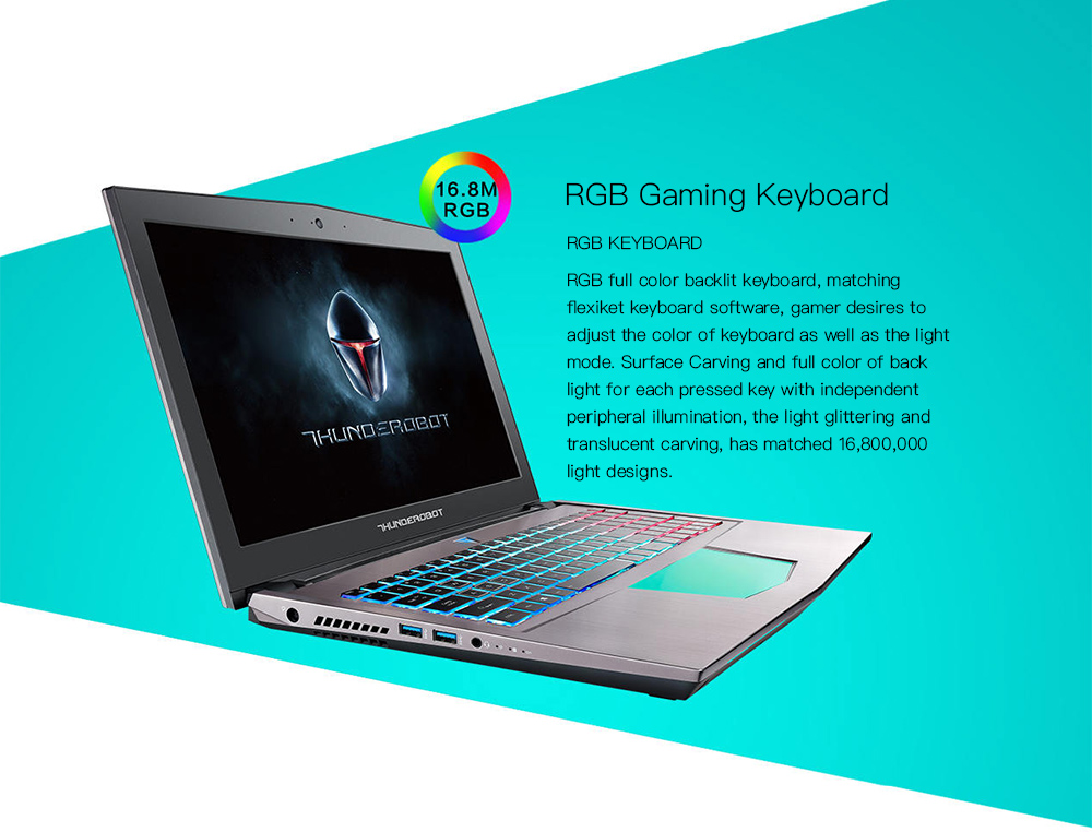 976 With Coupon For Thunderobot Gtr Gaming Laptop