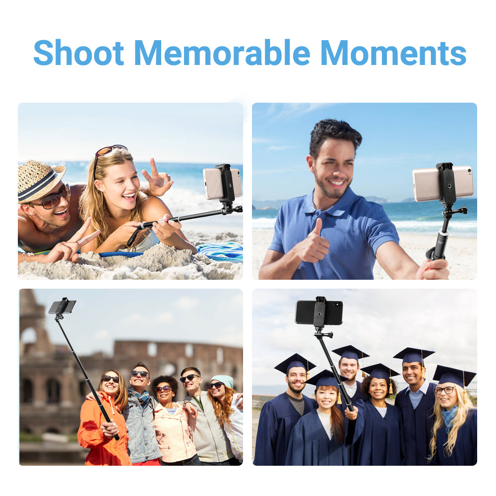 Siroflo IMS - 801 Bluetooth Selfie Stick Tripod